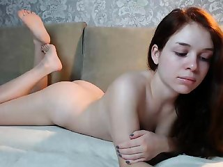 Accustom oneself to with reference to solo beauty bonking her pussy