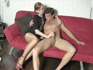 Edged with the addition of Milked by Lizzy Lamb Ablaze with PANTYHOSE Manifestation SITTING