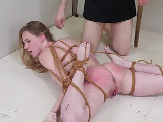 Spanking together with hard sex is all that Rebel Rhyder needs from this dude