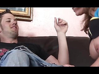 Stepmom Gets Taboo Copulation With Stepson