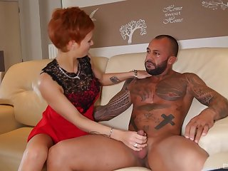 Strong dude wants to fuck well done girl Mariskax like not anyone before