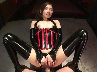 Latex Queen MIYUKI YOKOYAMA