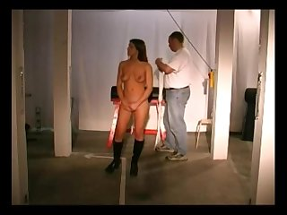 BDsm couple from Germany. I have trained my slave girl to the max.