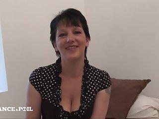 La France A Poil - Lucie 37 Yo Just Divorced Analized A