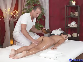 Down in the mouth massage shag for gorgeous gloominess Shrima Malati