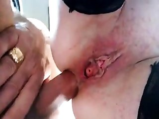 Anal in get under one's car