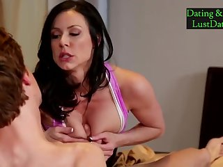 Horny Mom Kendra Lust Hot Porn Video