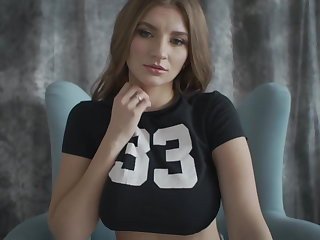 Petite Russian Babe exposed of Nudex.tv