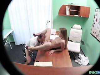 Nurse all round a great arse sucks and fucks doctor be advantageous to pay rise