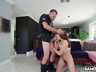 Honoured Hayes Fucks The Police!!!
