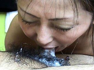 She like cum in mouth 19