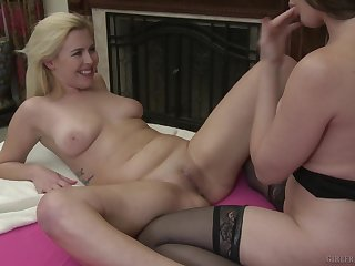 Dana Dearmond wants to masturbate with a friend more than anything